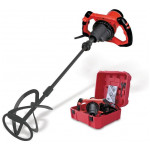 Mezclador electrico RUBIMIX-9 N PLUS 230V 50/60Hz + maleta