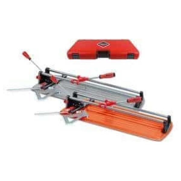 Cortadora manual cerámica y baldosas RUBÍ TS-57 MAX Orange