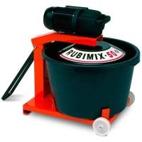 Mezclador de mortero eléctrico RUBIMIX-50-N 230V-50Hz