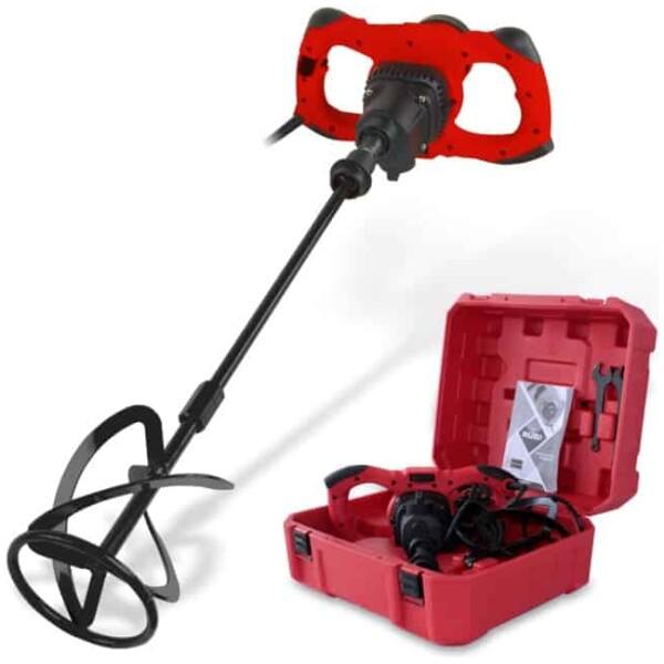 Mezclador Mortero RUBIMIX-16 ERGOMAX con maleta
