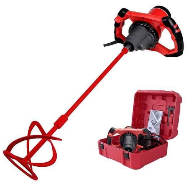 RUBIMIX-9 N 230V 50 / 60Hz mortar mixer + case