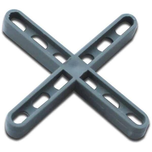 Crucetas para juntas 4 mm. «Reforzadas» (B-200 u.)