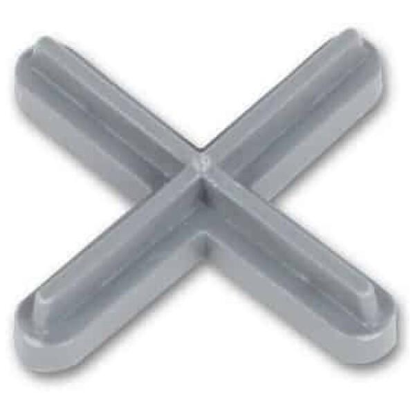 Crucetas para juntas 5 mm. RUBÍ «Rígidas» (B-100 u.)