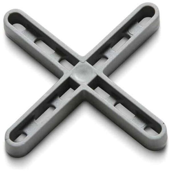 Crucetas para juntas 4 mm. «Reforzadas» (B-1000 u.)