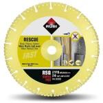 Disco diamante rescate VACUUM BRAZED RSQ-115 a 230 SUPERPRO