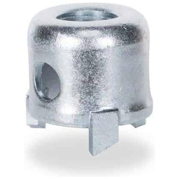 Broca de carburo de tungsteno Ø 27 mm. Rubí