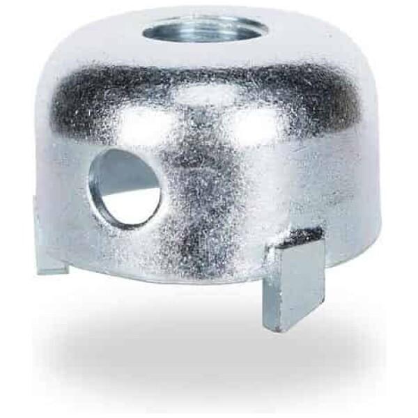 Broca de carburo de tungsteno Ø 35 mm. Rubí