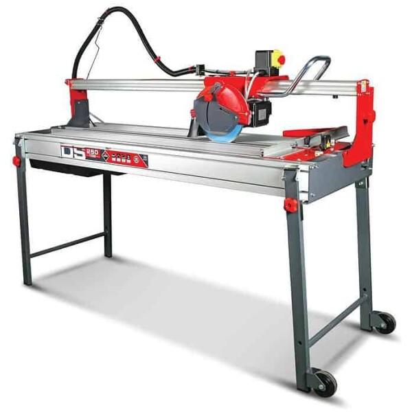 Cortadora eléctrica RUBÍ DS-250-N 1300 Laser&Level 230V-50Hz
