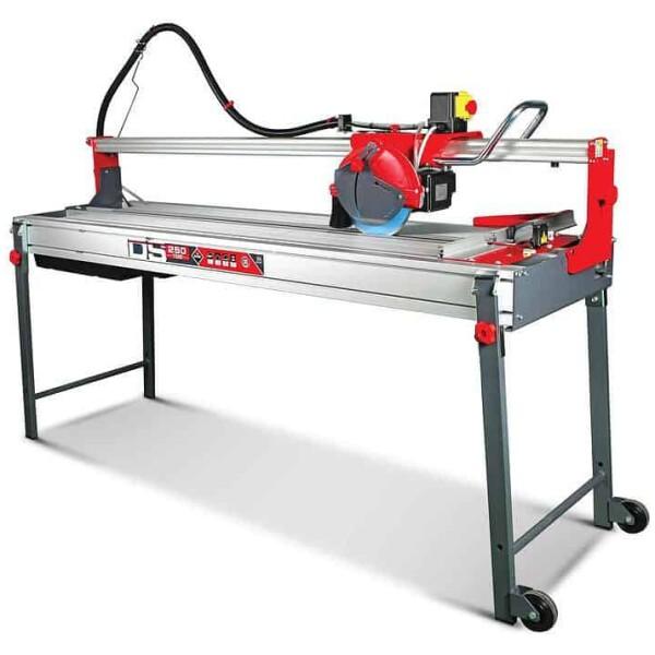 Cortadora eléctrica RUBÍ DS-250-N 1500 Laser&Level 230V-50Hz