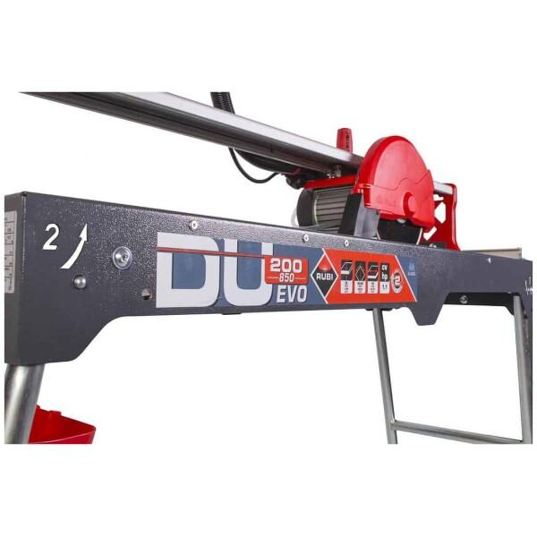 Cortadora eléctrica DU-200 EVO 850 230V 50HZ