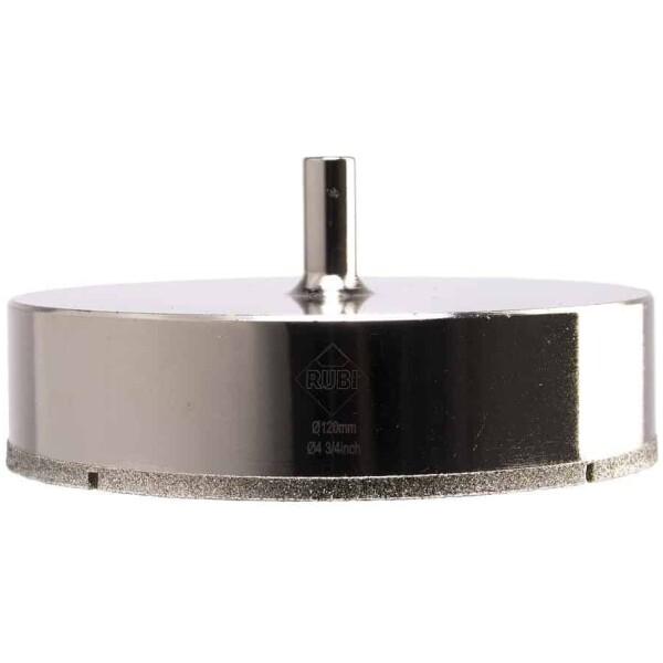 Broca diamante EASYGRES Ø 120 mm. Rubí