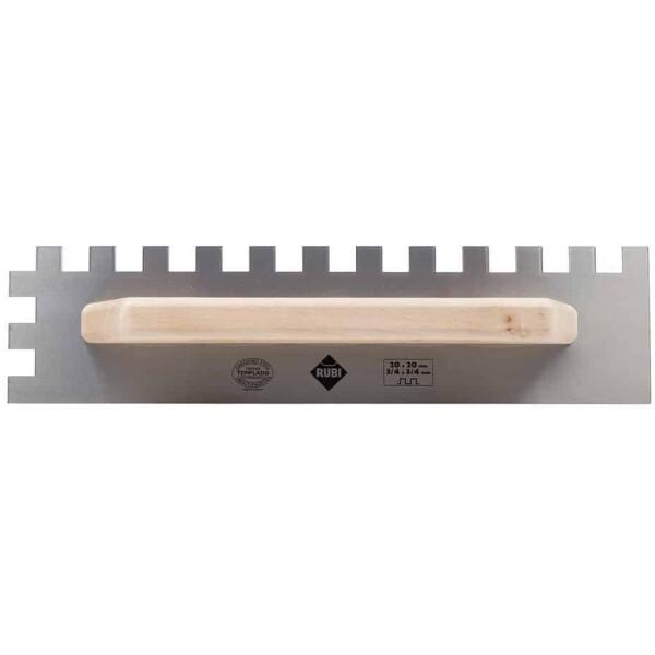 Peine ACERO 48 cm. (20×20) Rubí