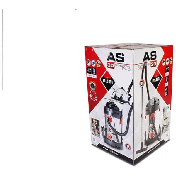 Aspirador Rubí AS-30 PRO 210/240V-50/60Hz
