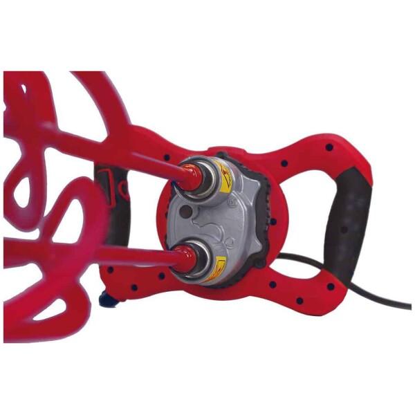 Mezclador de mortero RUBIMIX-9 DUPLEX 230V-50/60Hz