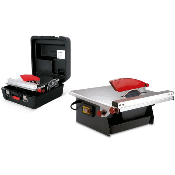 Cortadora eléctrica cerámica Rubí ND-180 230V-50Hz con maleta