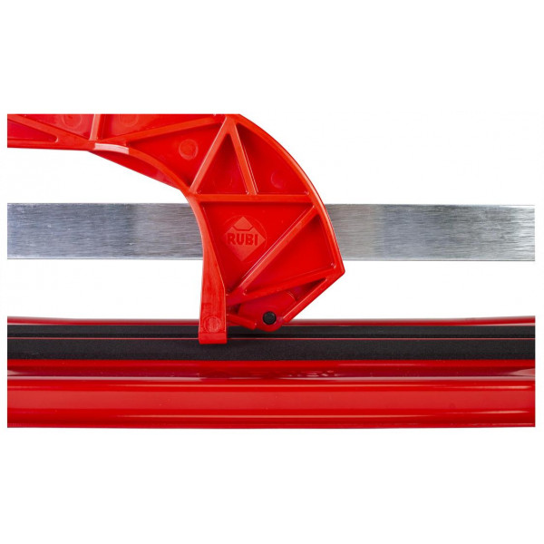 Cortadora manual BASIC-60 Rubí con tope lateral y escuadra 45º