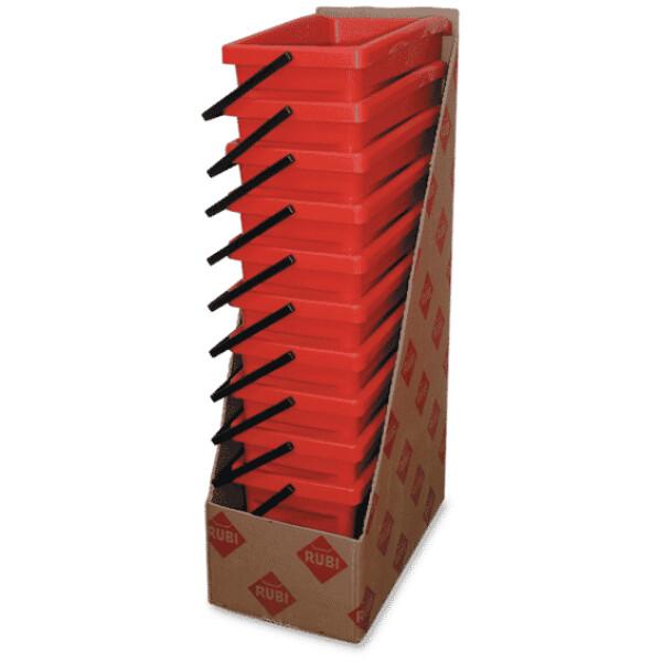 Palbox cubeta RUBICLEAN Superpro Rubí
