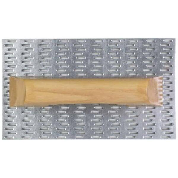 Rascador mango madera 250×144 mm. Rubí