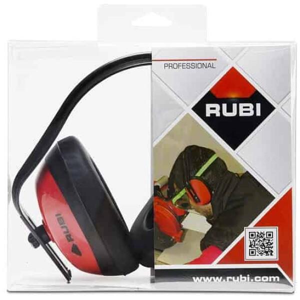 Protector auditivo Rubí
