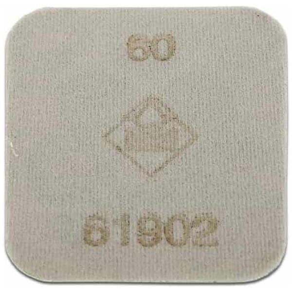 Plaqueta diamantada – grano 60 Rubí