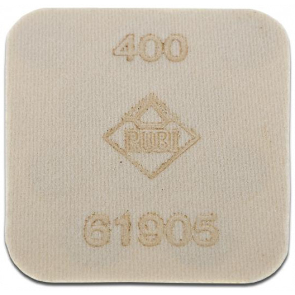 Plaqueta diamantada – grano 400 Rubí