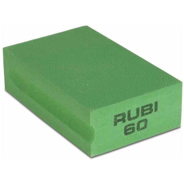 Tac de goma diamantat - Gra # 60 Rubí