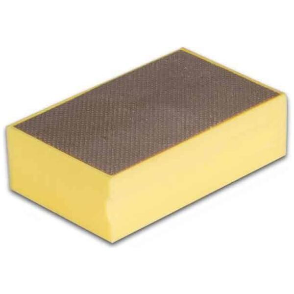 Taco de goma diamantado – Grano #400 Rubí