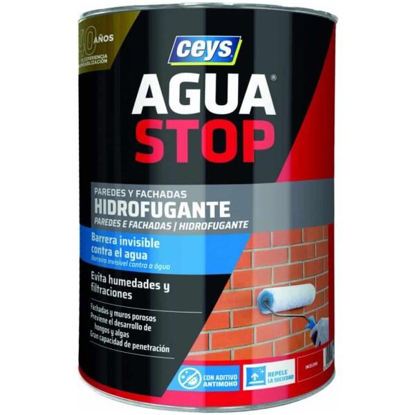 Aguastop hidrofugante con antimoho 5l CEYS