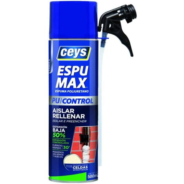 Espumax pu control cánula 500ml CEYS