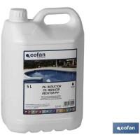 Reductor ph liquido 5 l Cofan 5